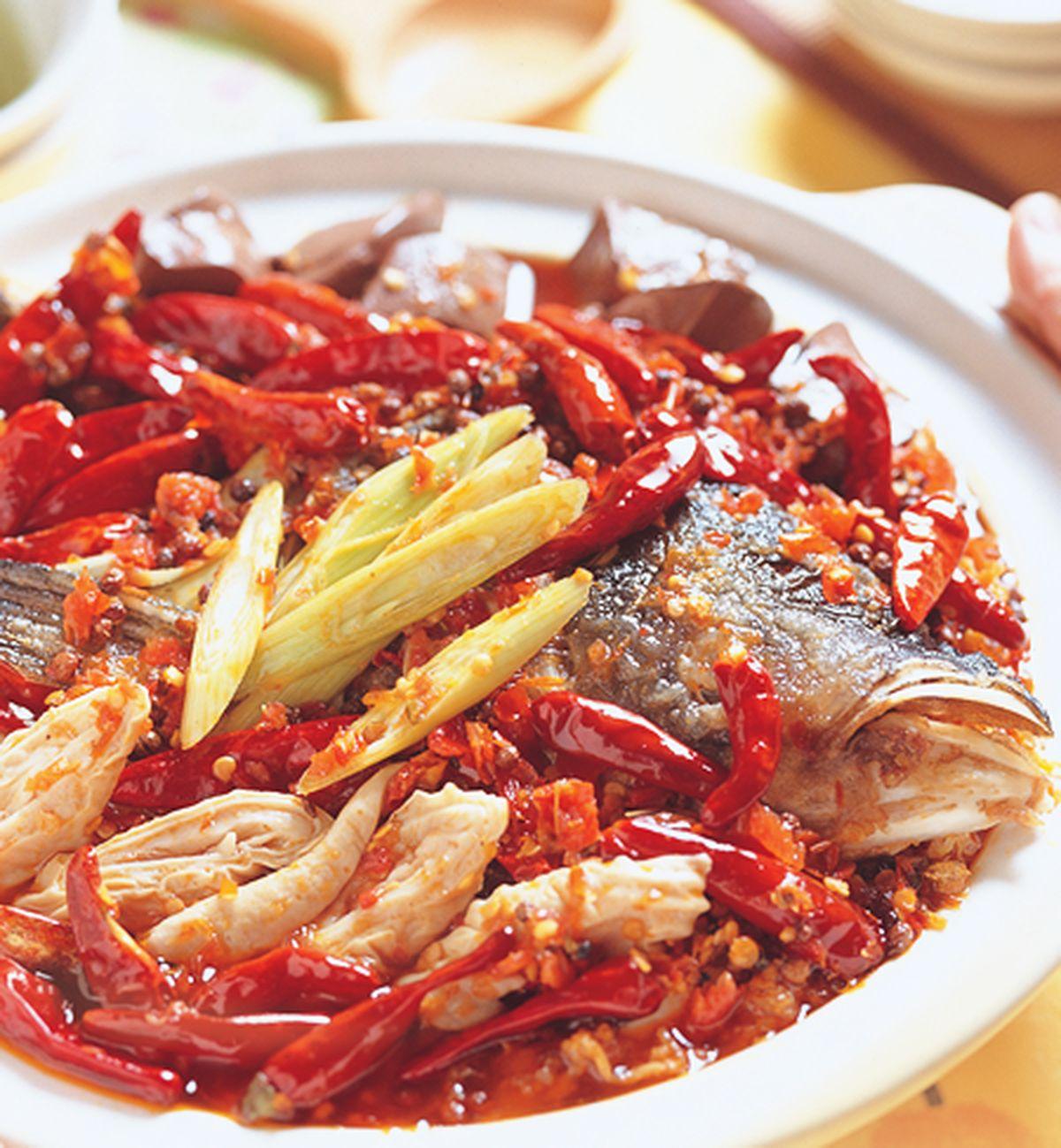 食譜:腸旺魚頭鍋