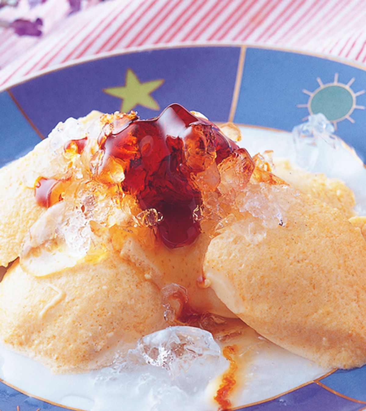 食譜:南瓜布丁