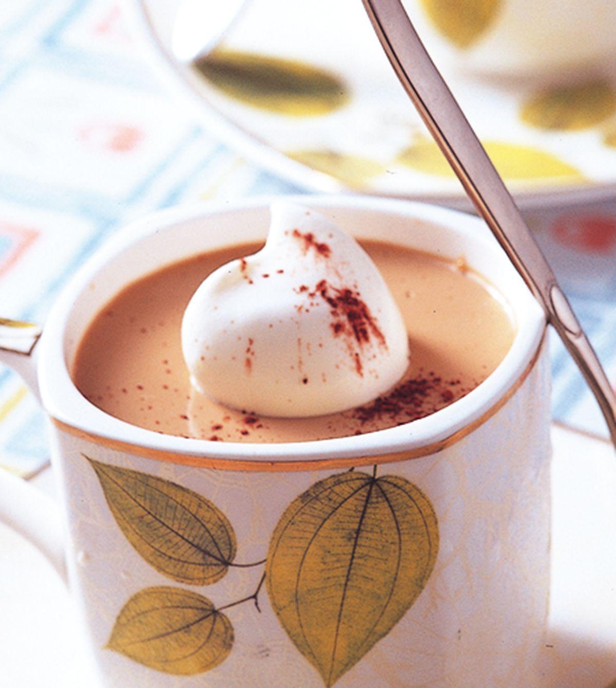 食譜:咖啡布丁