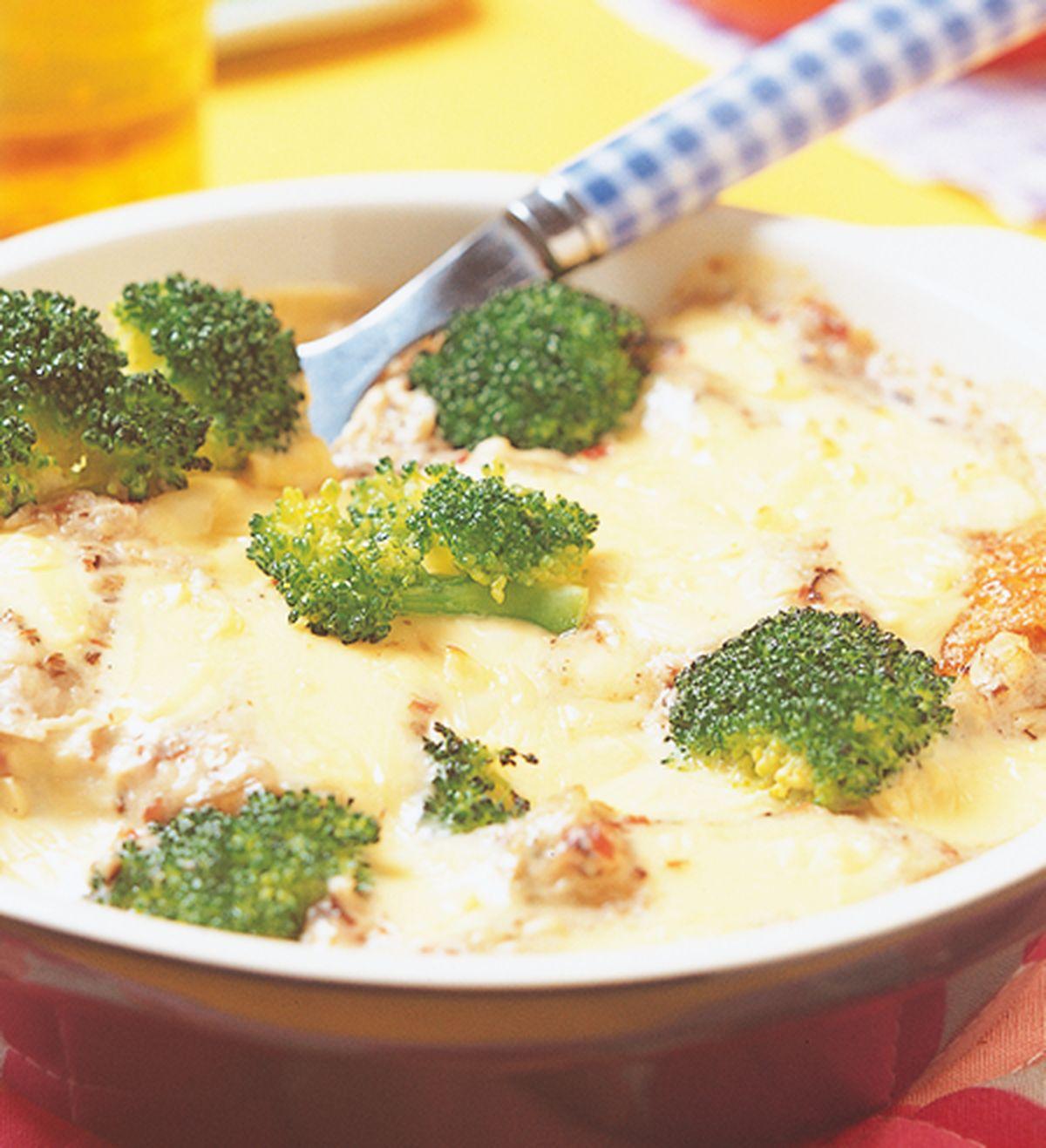 食譜:焗烤乳酪風味蛋包