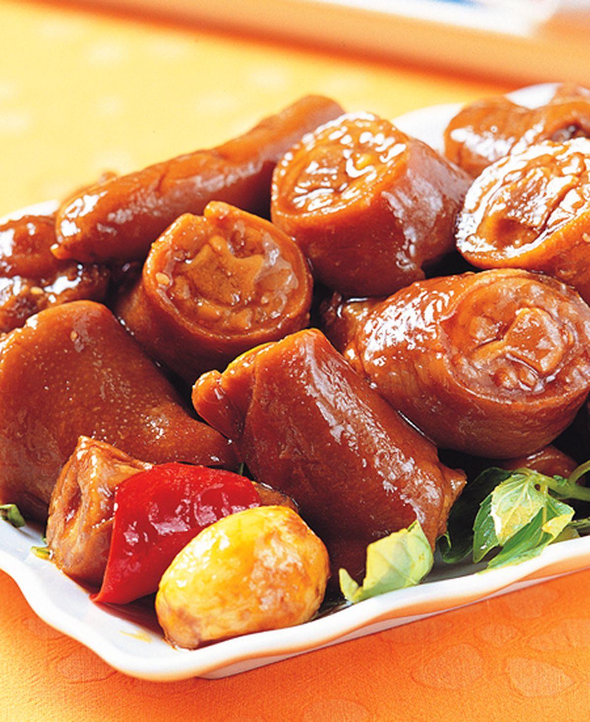 食譜:紅燒豬尾