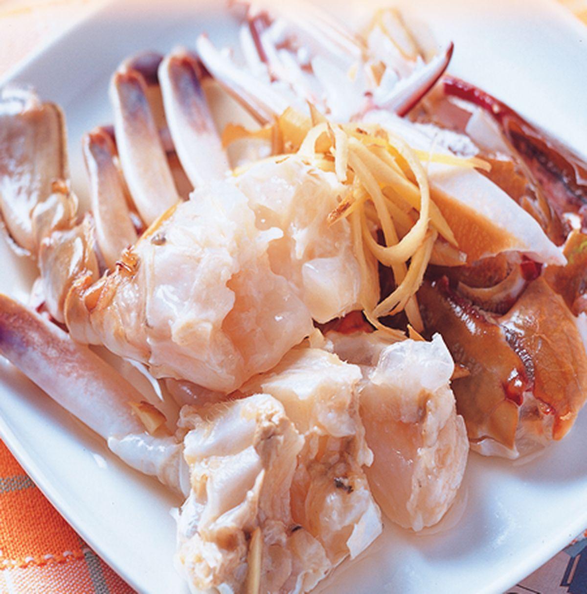 食譜:嗆蟹(1)