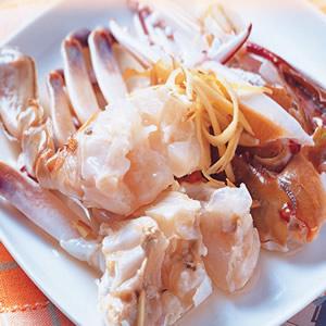 嗆蟹(1)