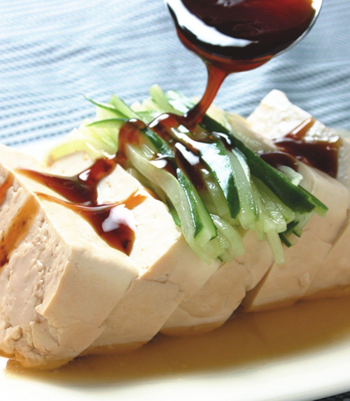 食譜:酒香豆腐