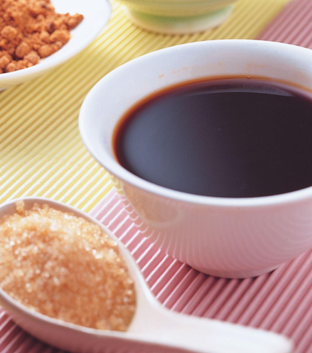 食譜:黑糖糖水