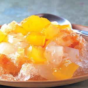 甜仔粿粉粿冰