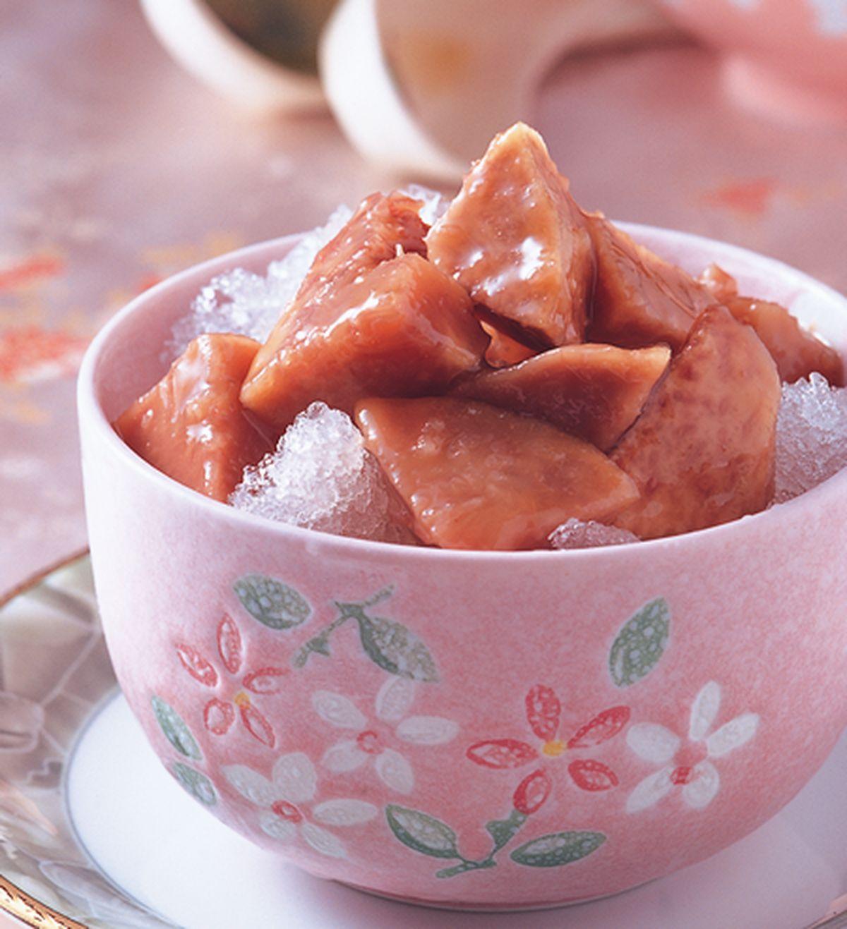 食譜:芋頭冰