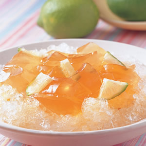 檸檬愛玉冰