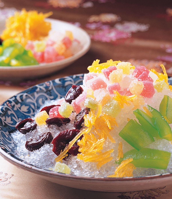食譜:四菓冰