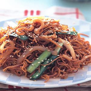 豉油皇炒麵(1)