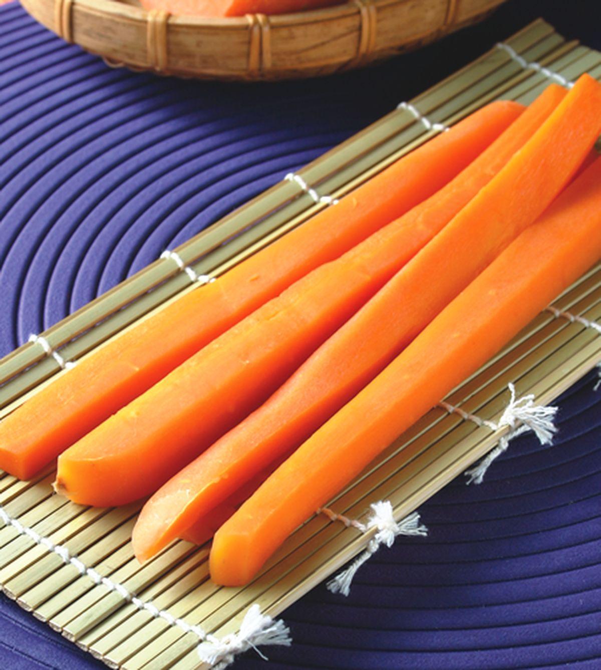 食譜:紅蘿蔔煮(1)