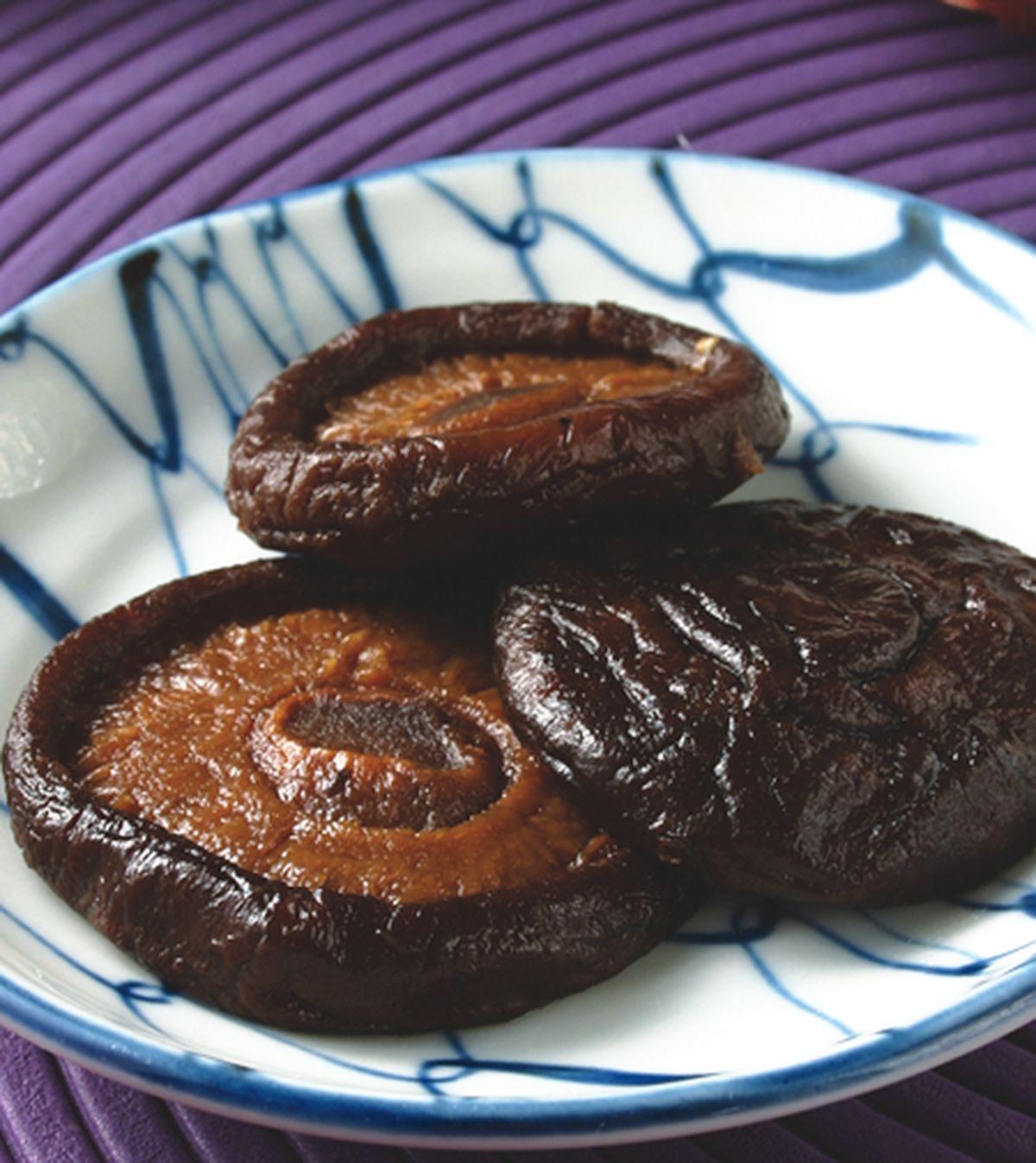 食譜:香菇甘露煮