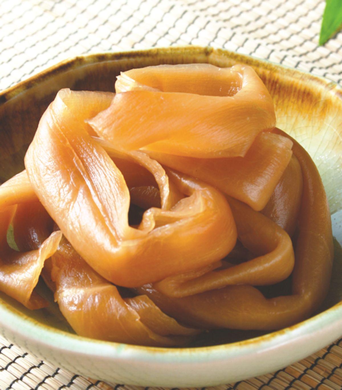 食譜:乾瓢煮(1)