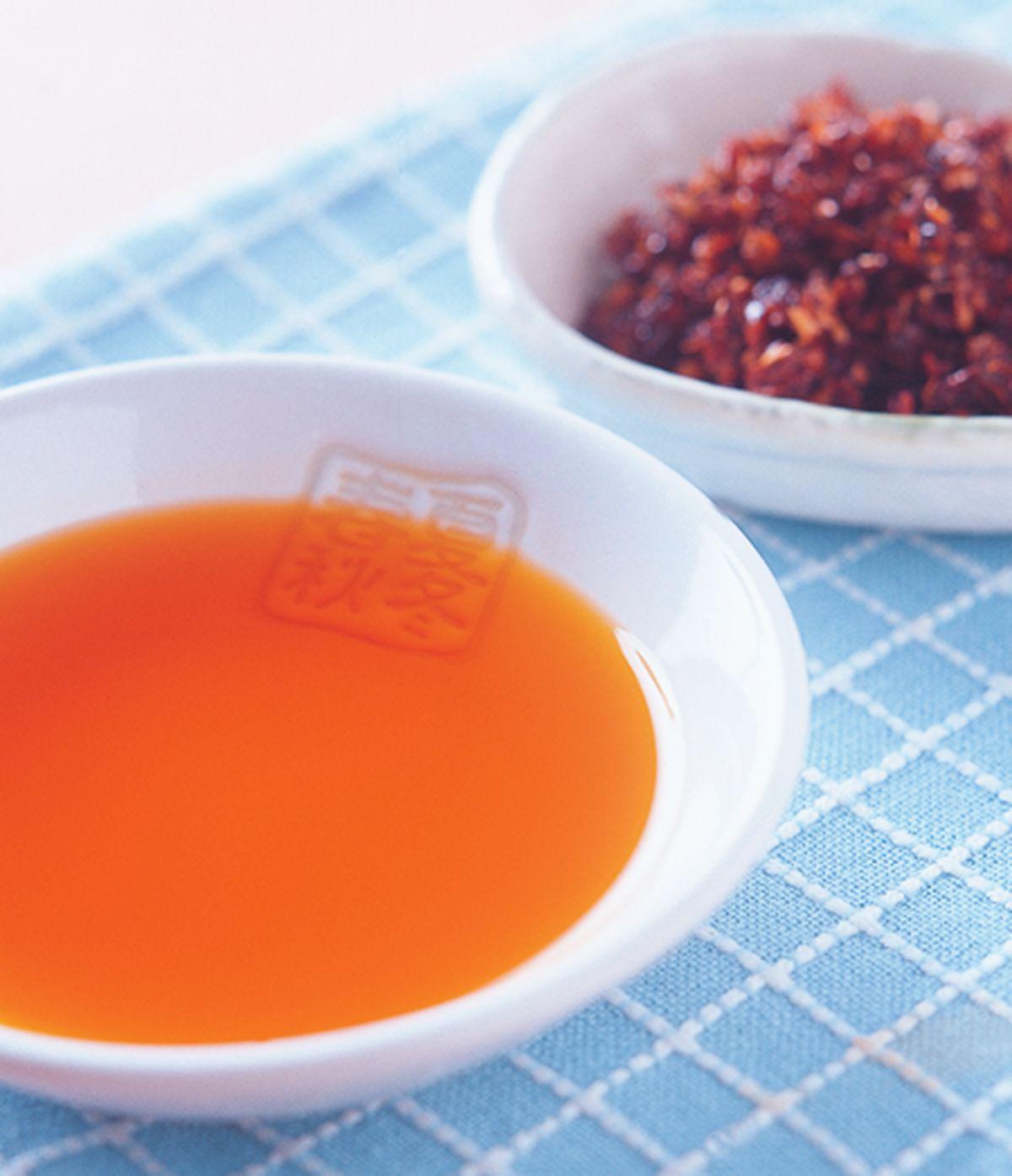 食譜:辣椒油及辣椒渣