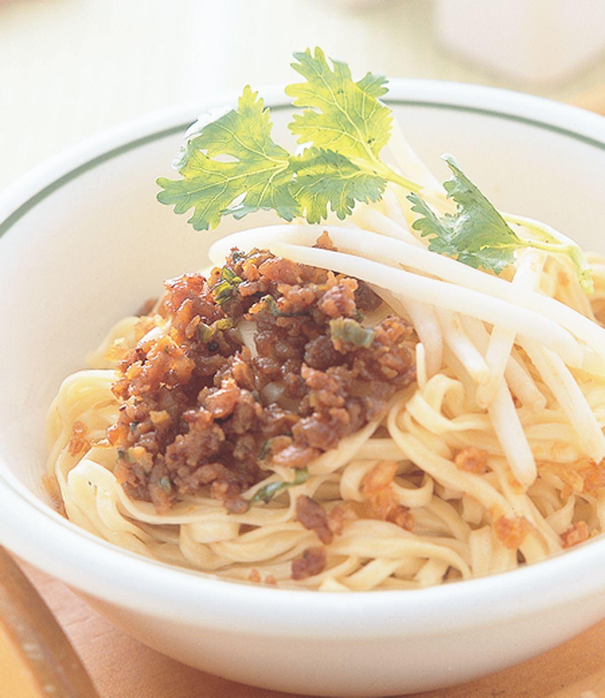 食譜:蔥油意麵