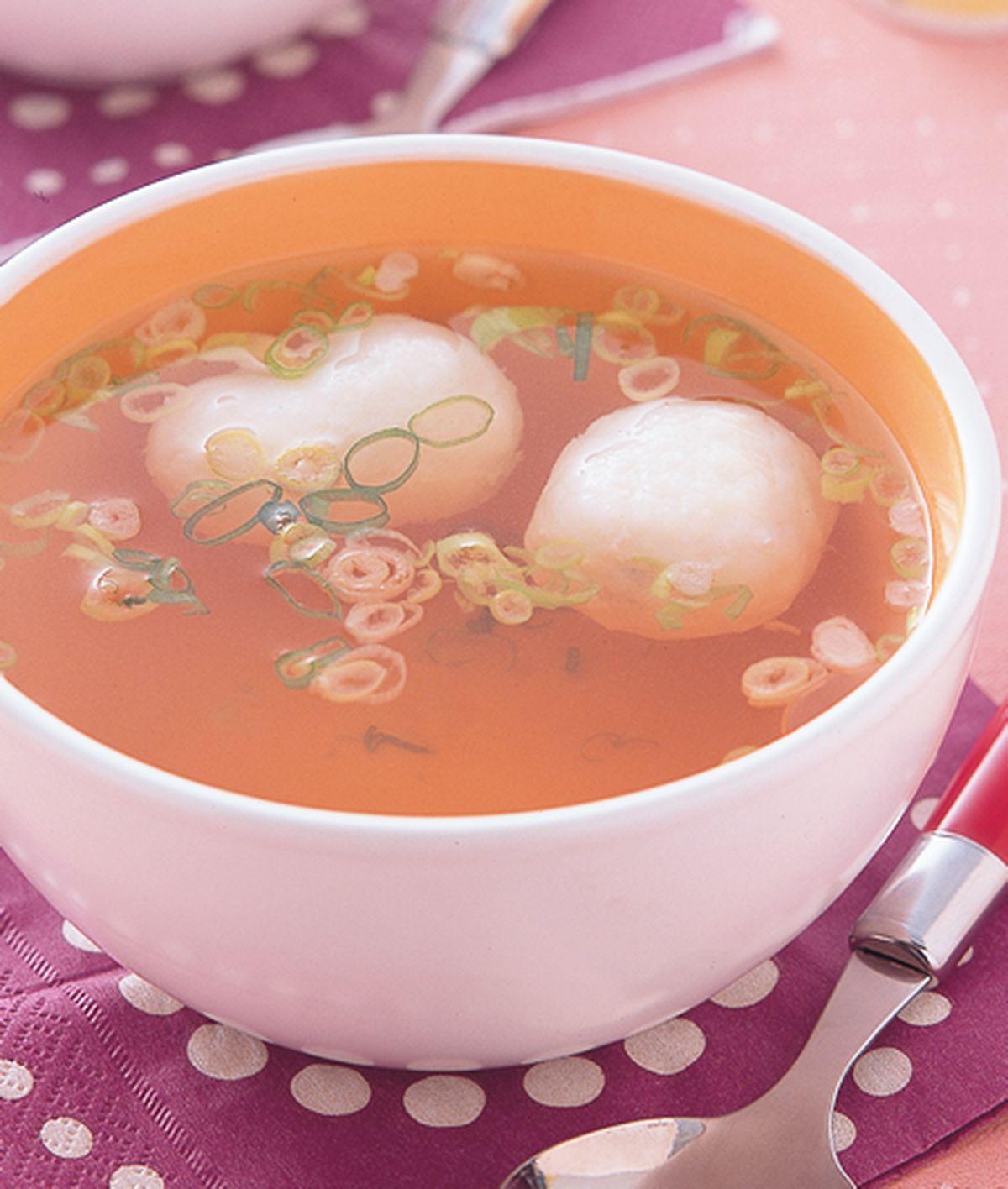 食譜:福州魚丸湯