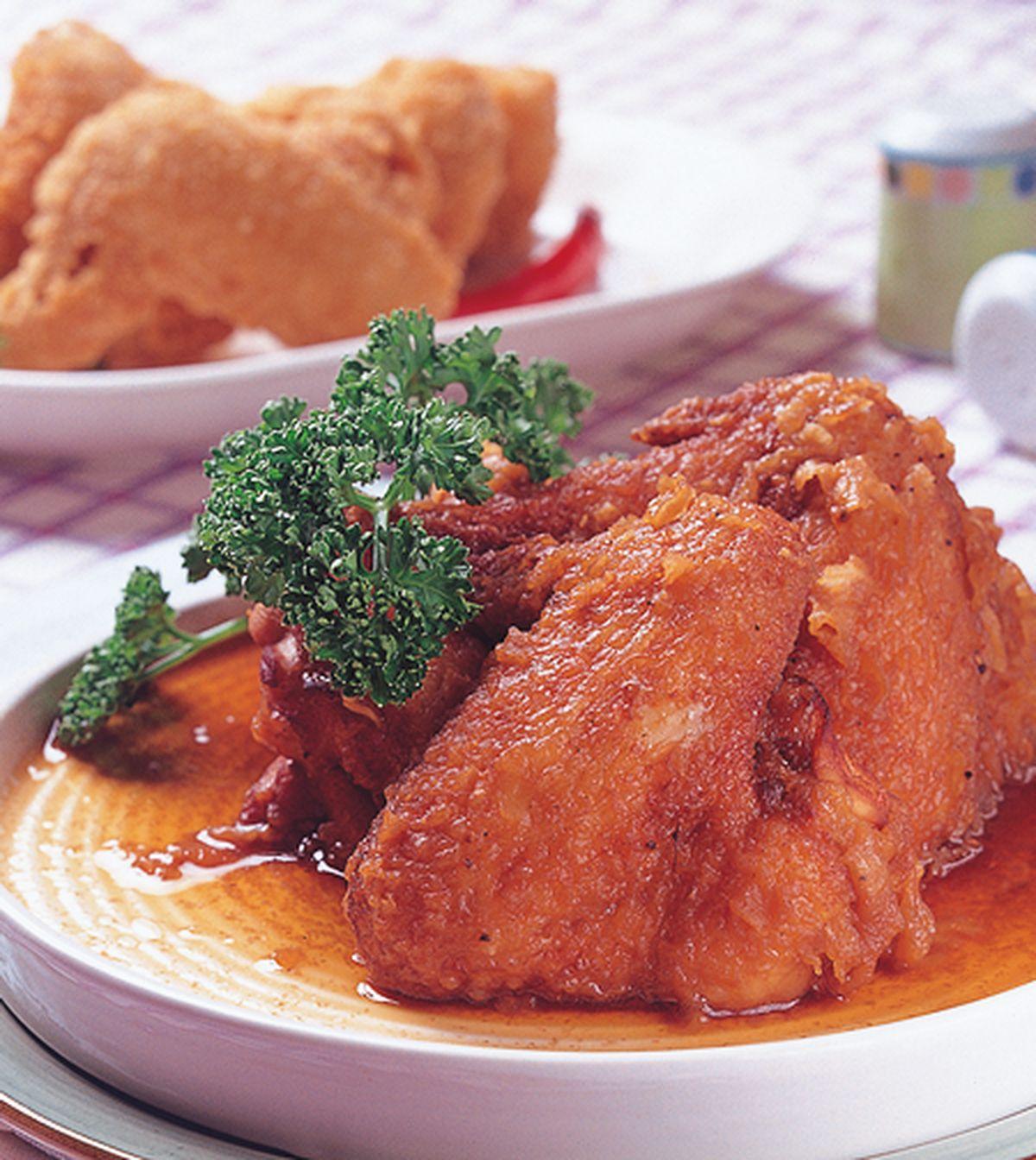 食譜:瑞士雞翅