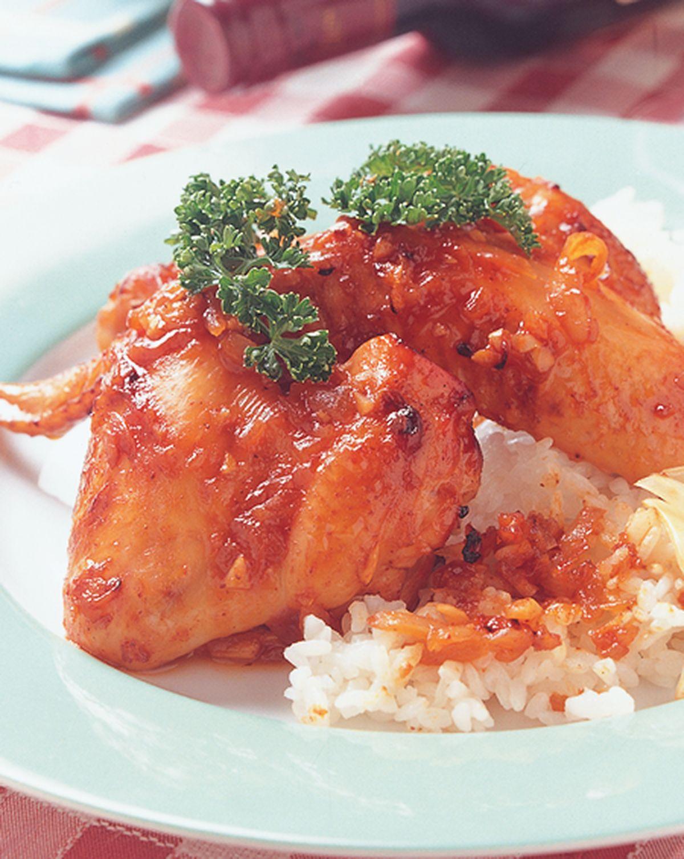 食譜:原味烤雞翅