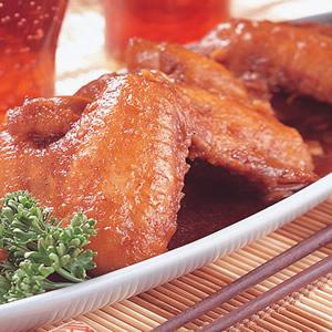 可樂燒雞翅