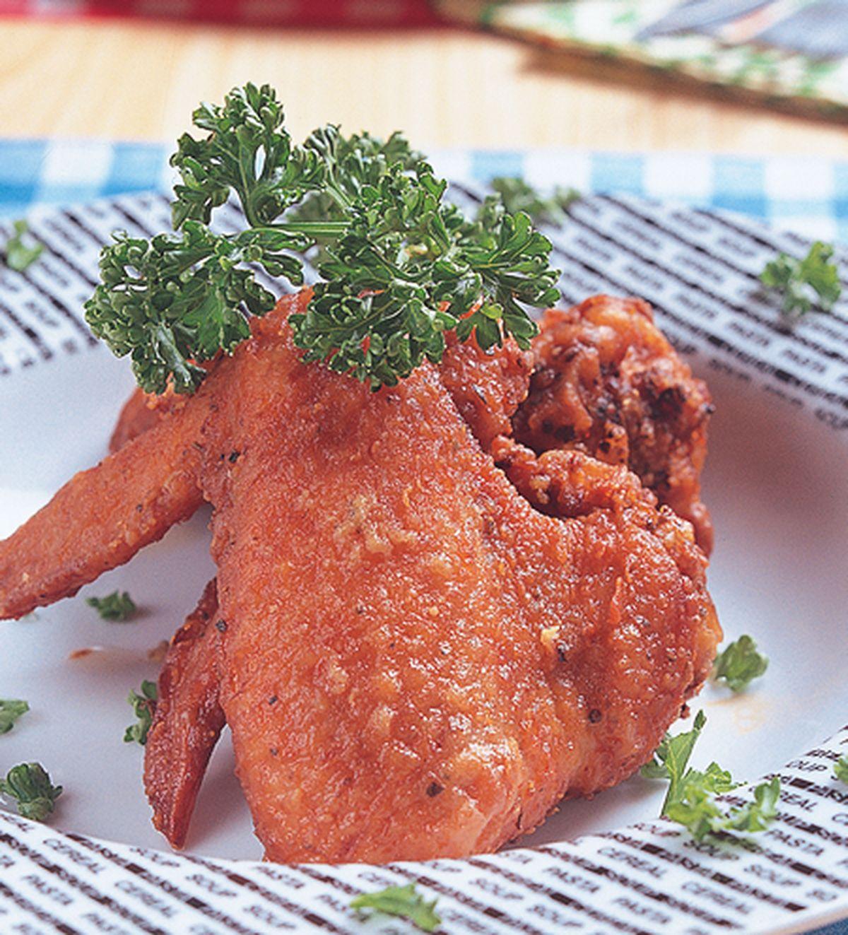 食譜:百里香雞翅