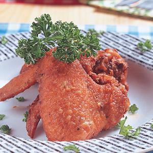 百里香雞翅