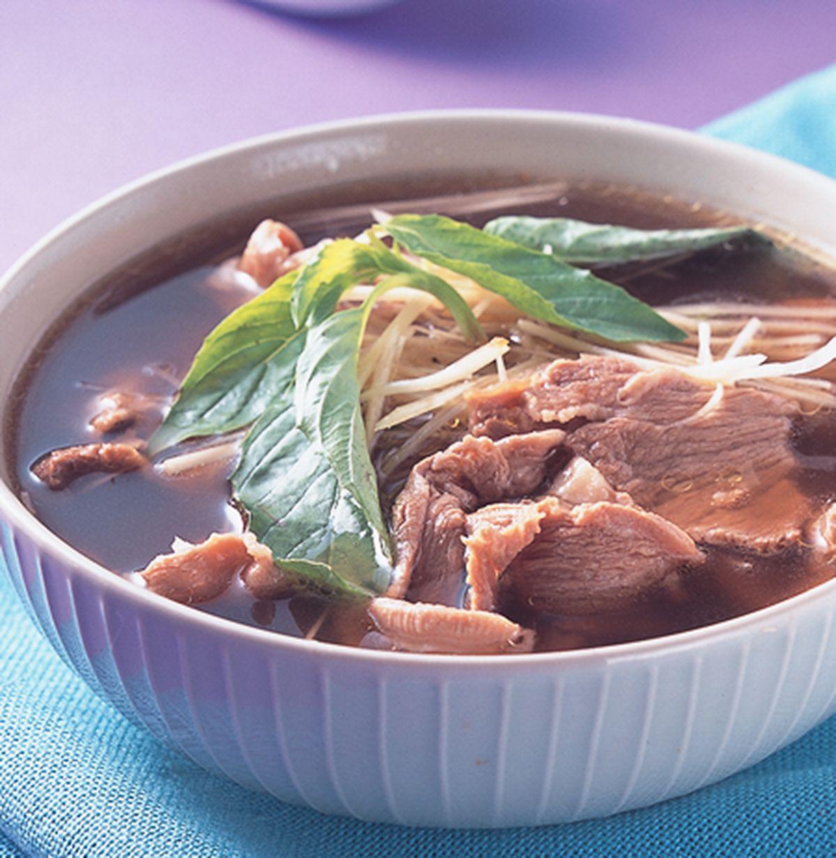 食譜:羊肉片湯