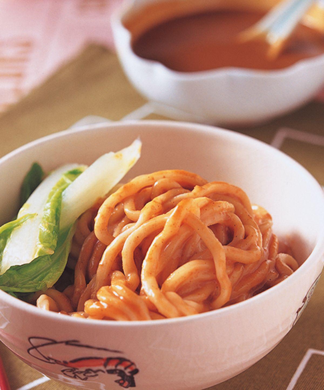 食譜:傳統麻醬麵