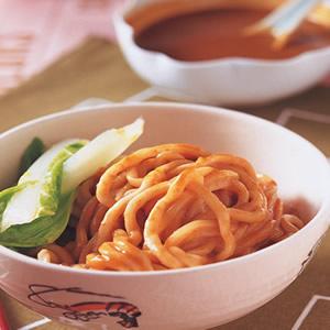 傳統麻醬麵