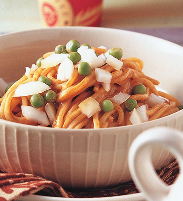 食譜:香醋麻醬麵