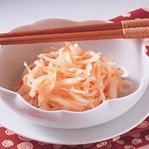 酸辣蘿蔔絲