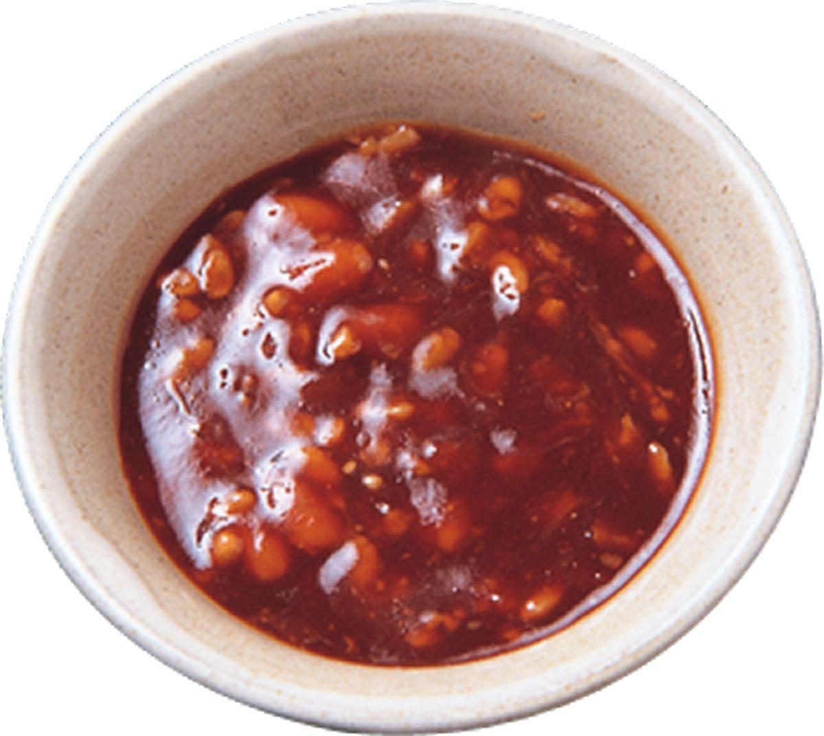 食譜:辣噌醬