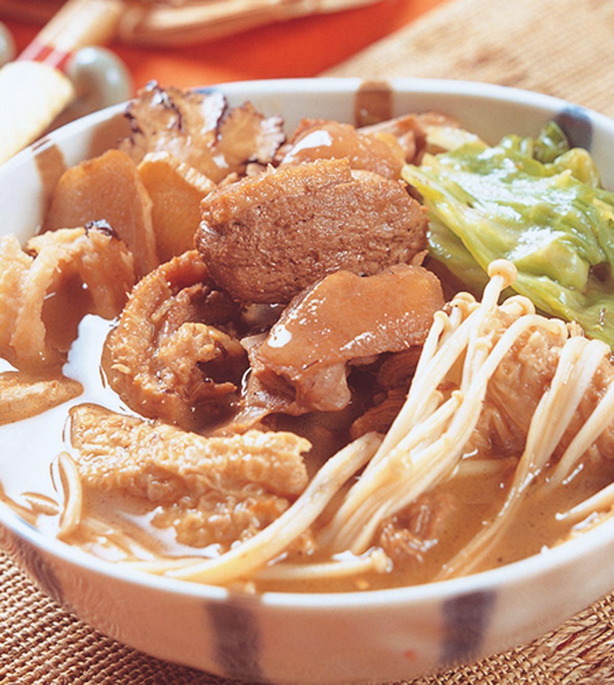 食譜:薑母鴨(1)
