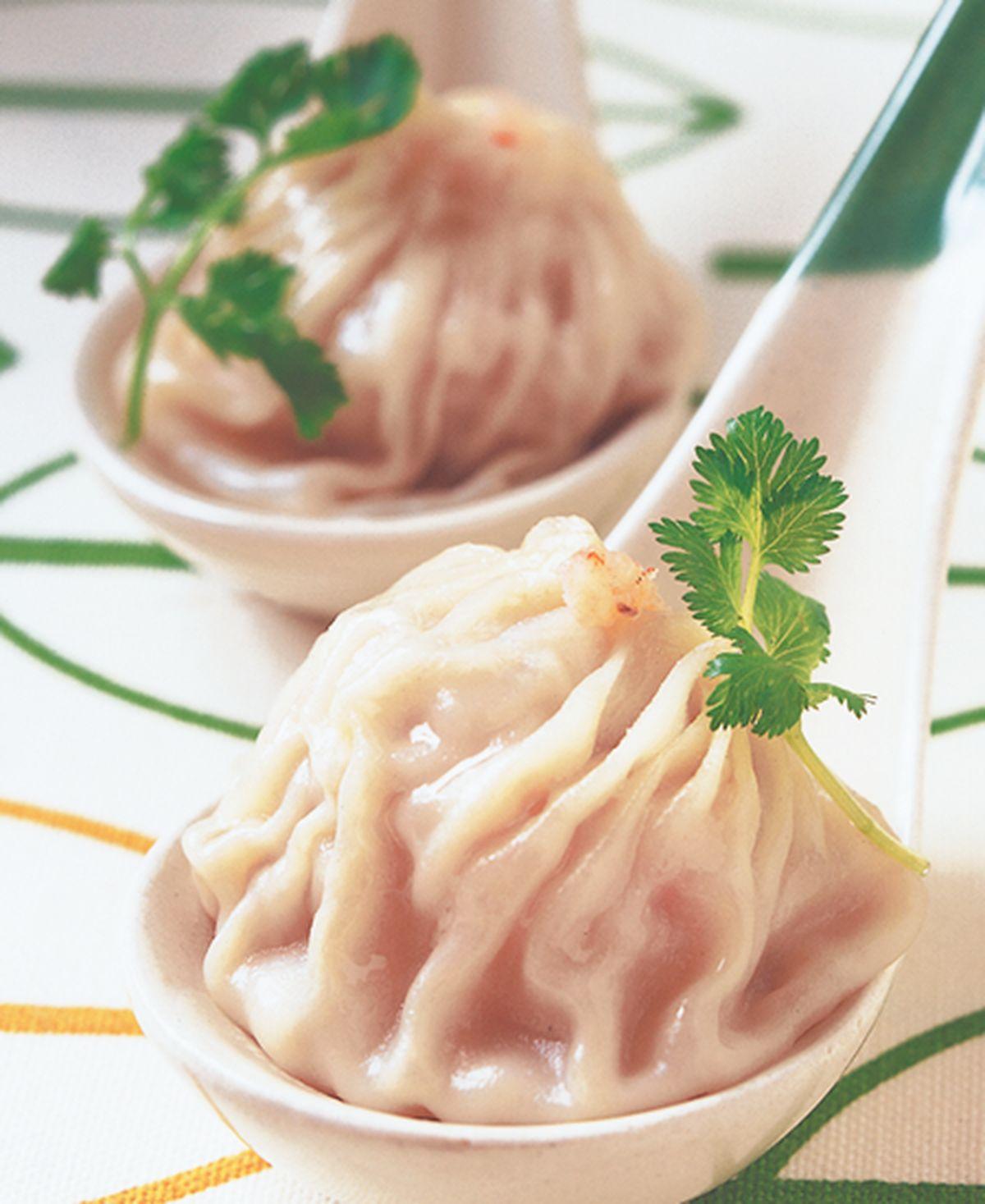 食譜:鮮蝦小籠包