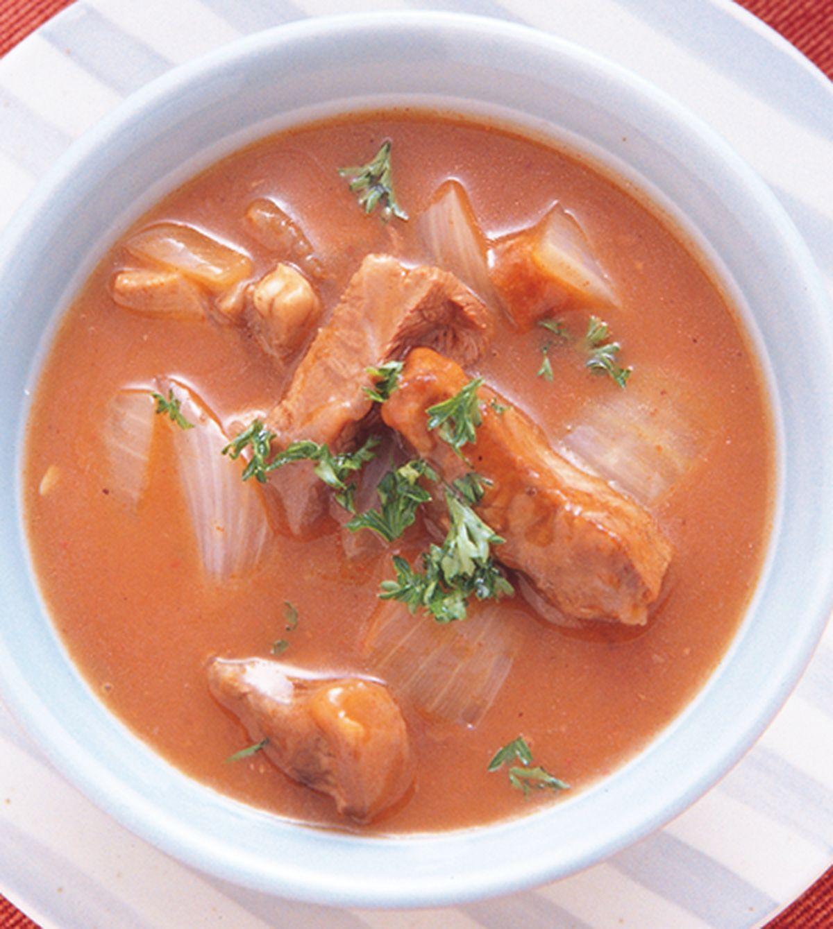 食譜:匈牙利牛肉湯