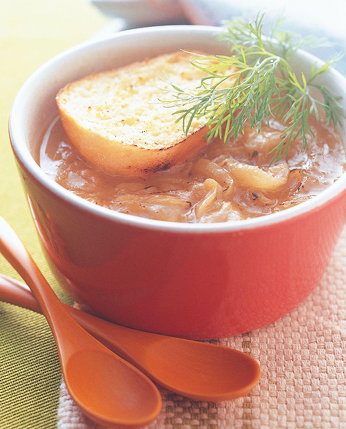 食譜:洋蔥湯(1)