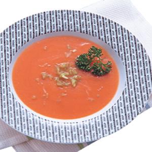 紅蘿蔔茸湯