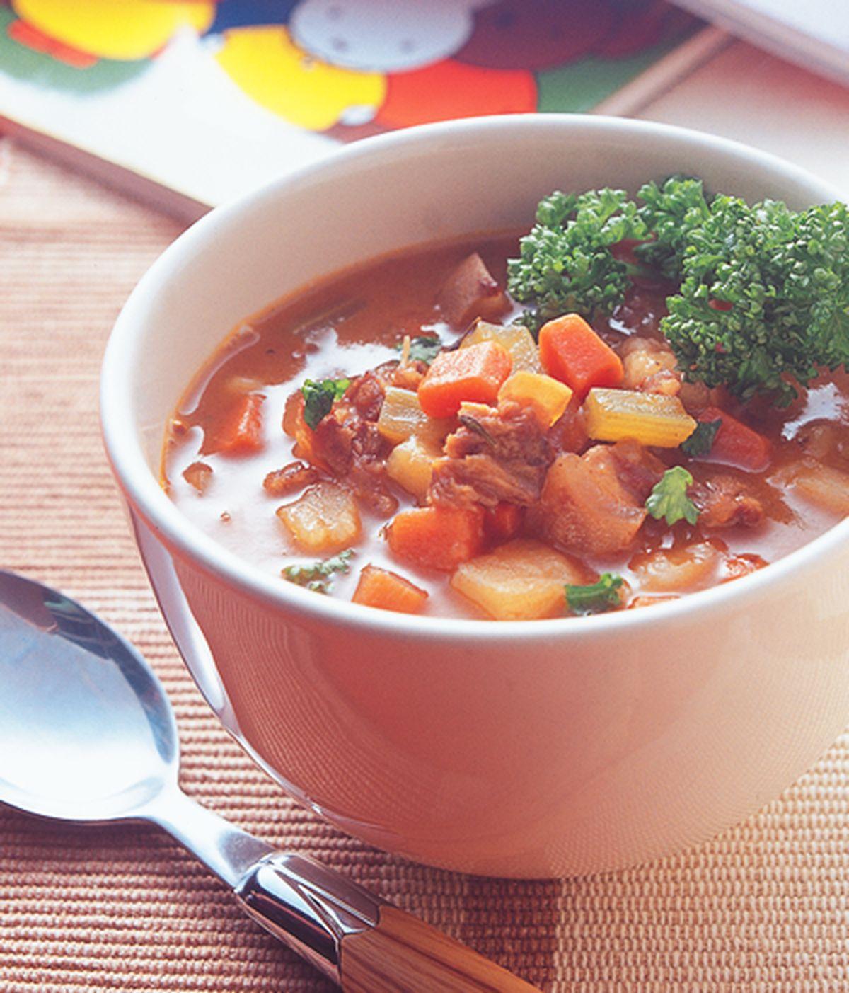 食譜:牛尾湯