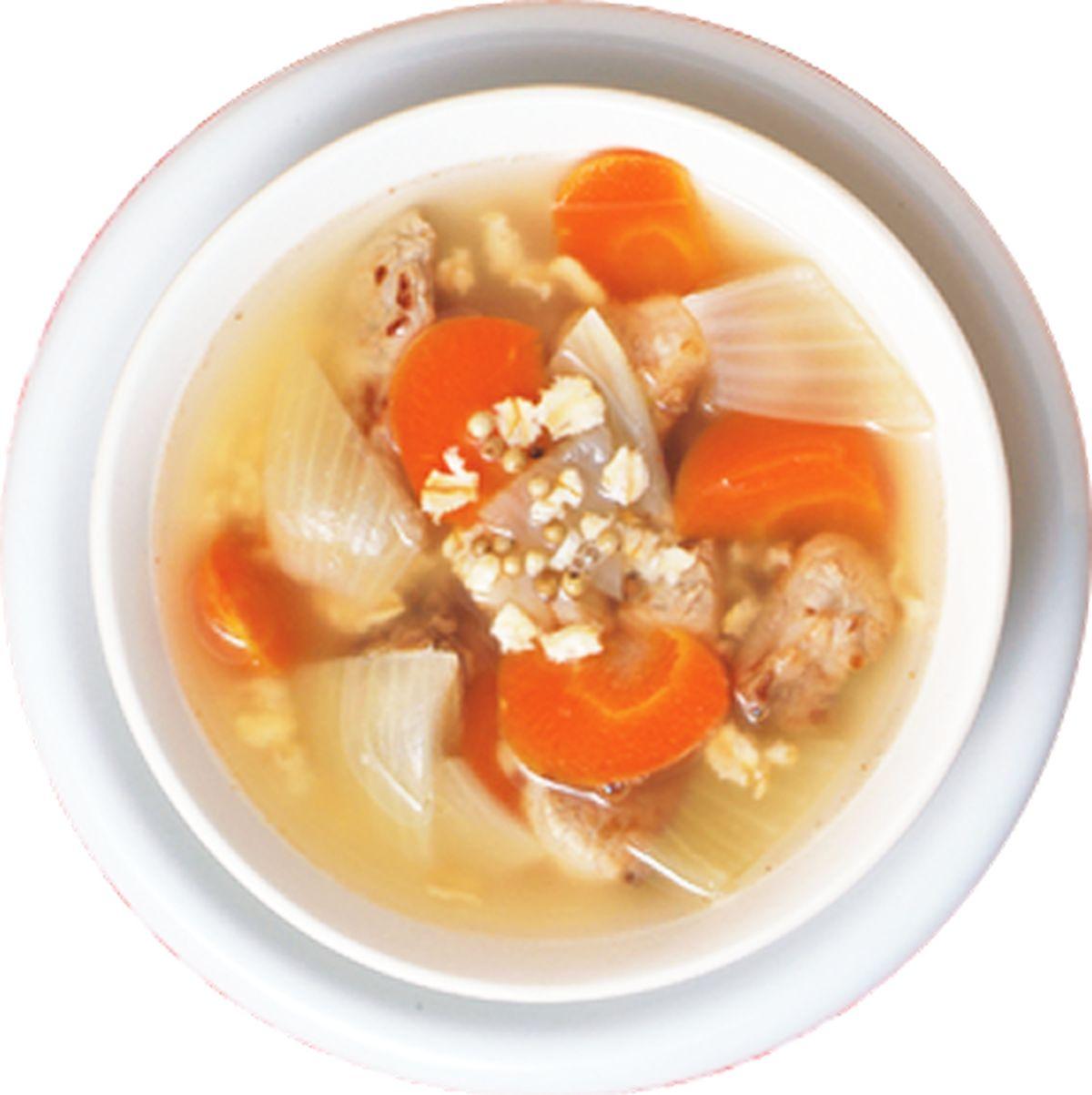 食譜:蘇格蘭羊肉湯