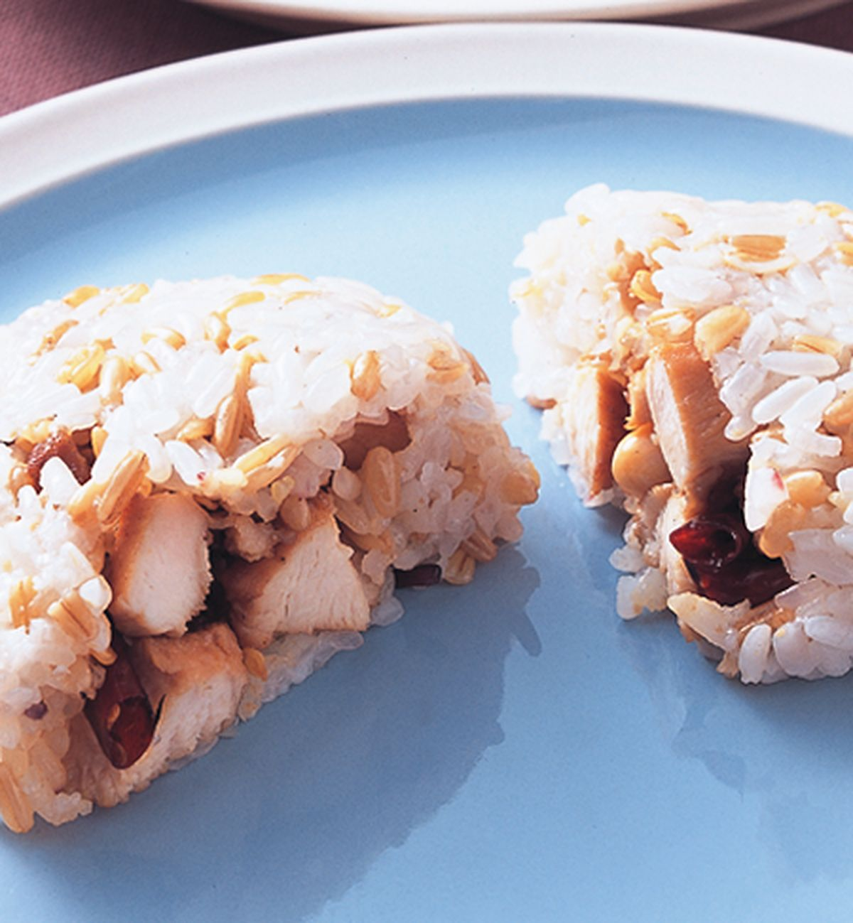 食譜:宮保雞丁飯糰