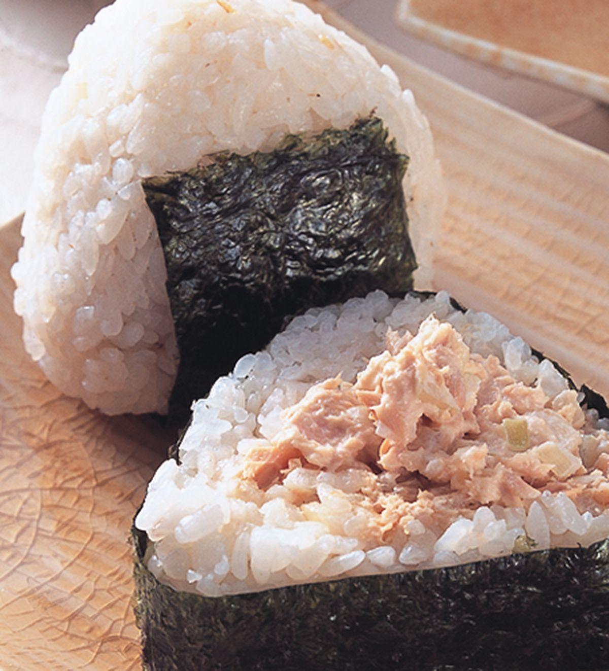食譜:日式鮪魚沙拉飯糰