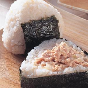 日式鮪魚沙拉飯糰