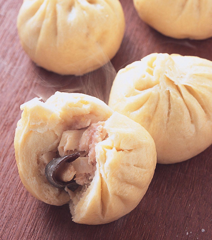 食譜:竹筍肉包