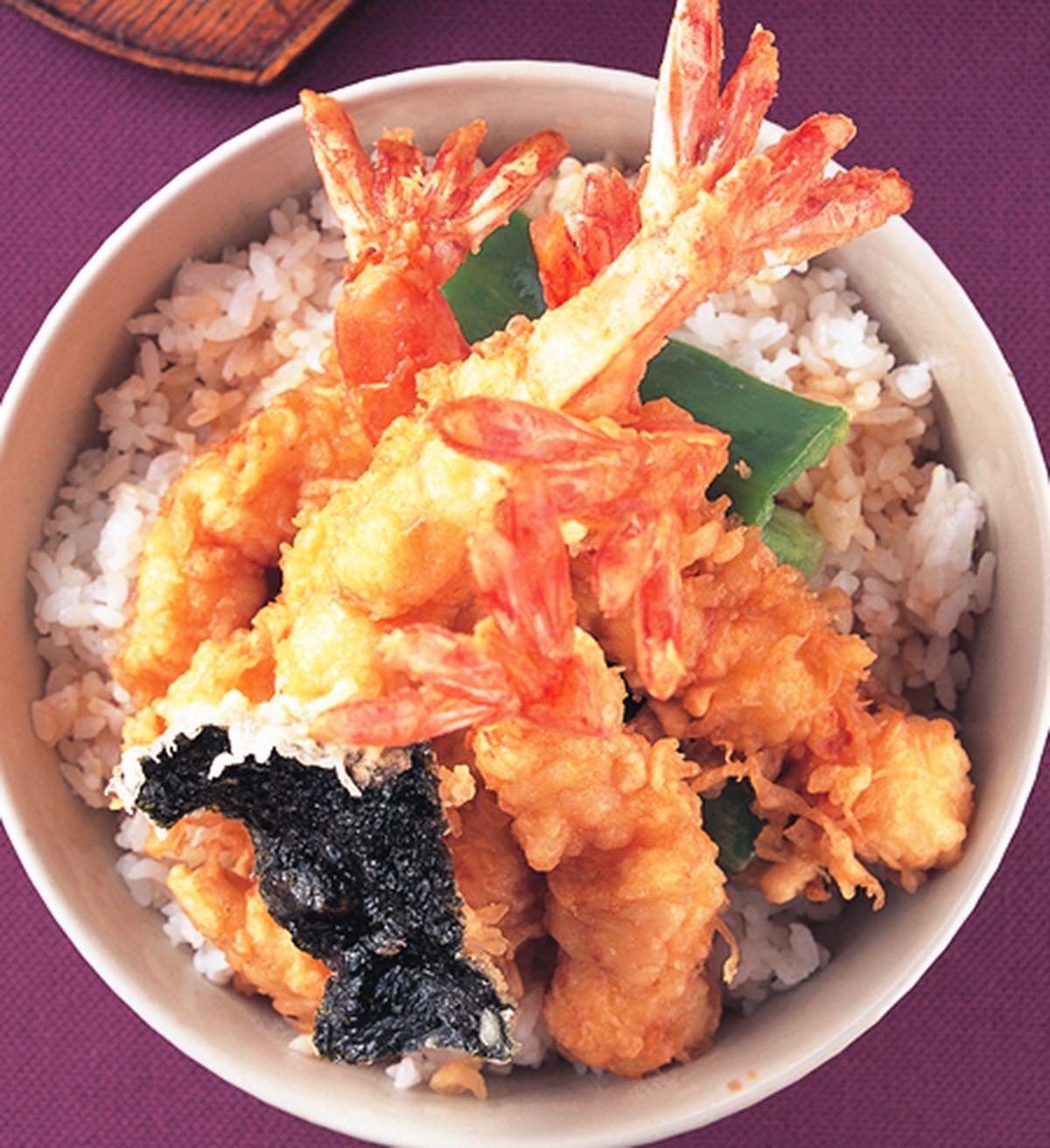 食譜:天丼(3)