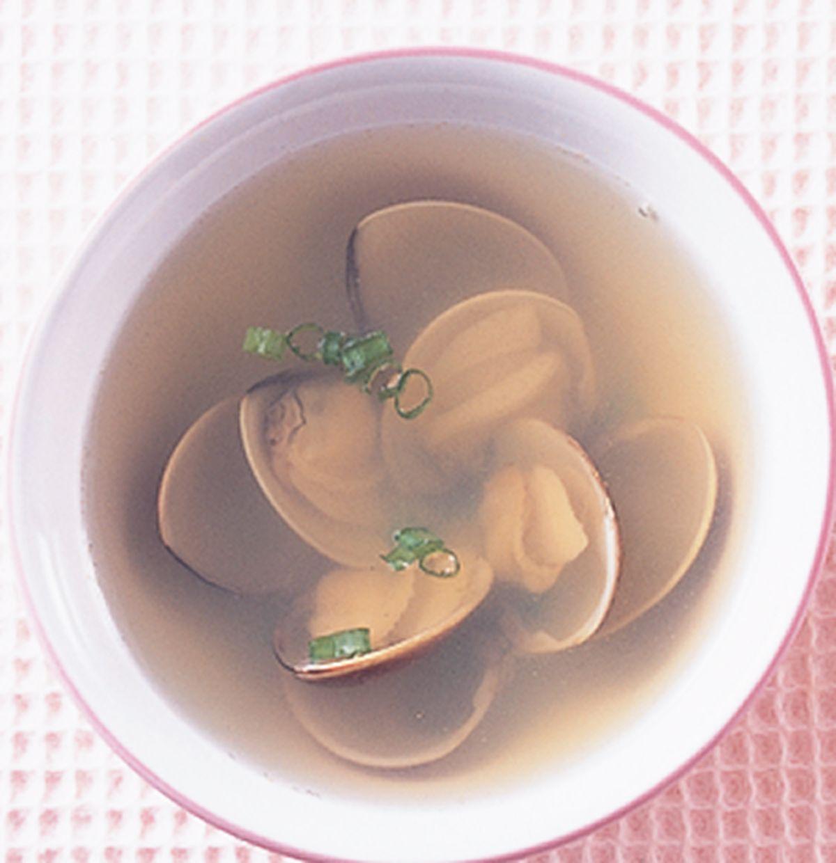 食譜:蛤蜊清湯(1)