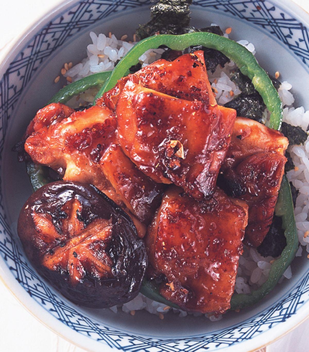 食譜:燒鳥丼