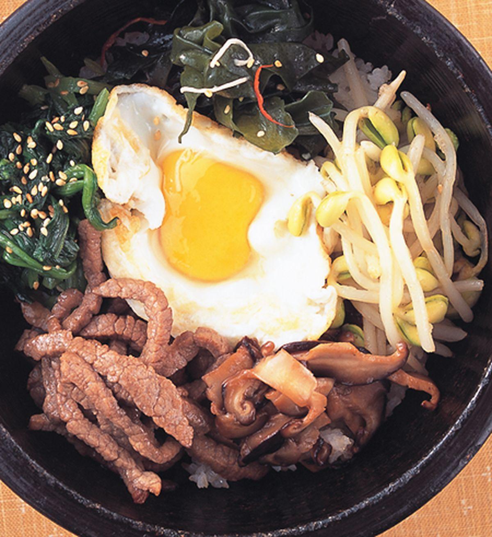 食譜:石鍋丼