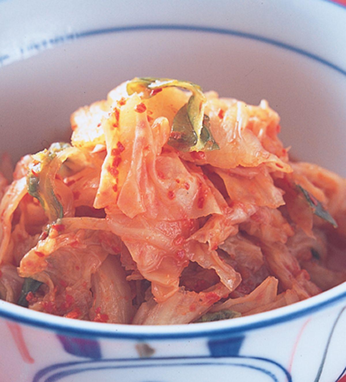 食譜:韓式泡菜(1)