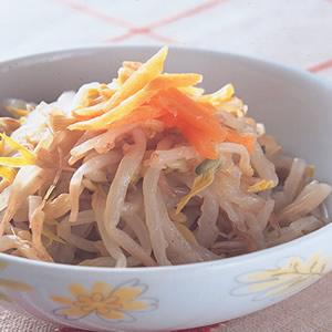 綠豆芽拌菜