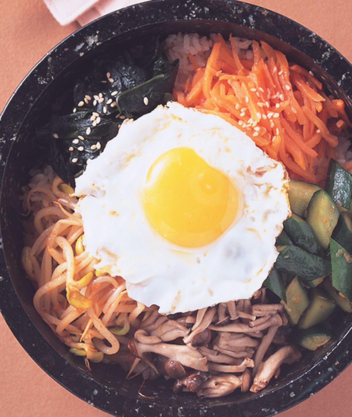 食譜:傳統石鍋拌飯