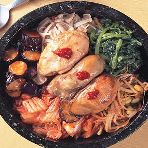 生蠔石鍋飯
